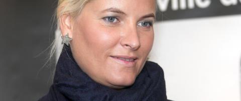 Kronprinsesse Mette-Marit sykmeldt fram til jul