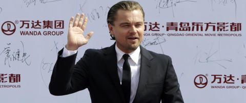 - Leonardo Di Caprio tilknyttet Nesb�-filmatisering