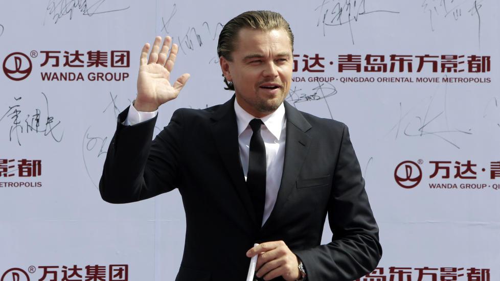 I NESB�-FILM?: Leonardo DiCaprio skal v�re tilknyttet Jo Nesb�s kommende b�ker b�de som skuespiller og produsent.