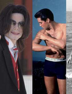 En av disse er den rikeste d�de kjendisen