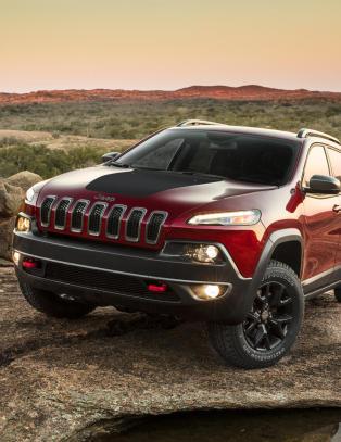 Nye Cherokee vekker oppsikt