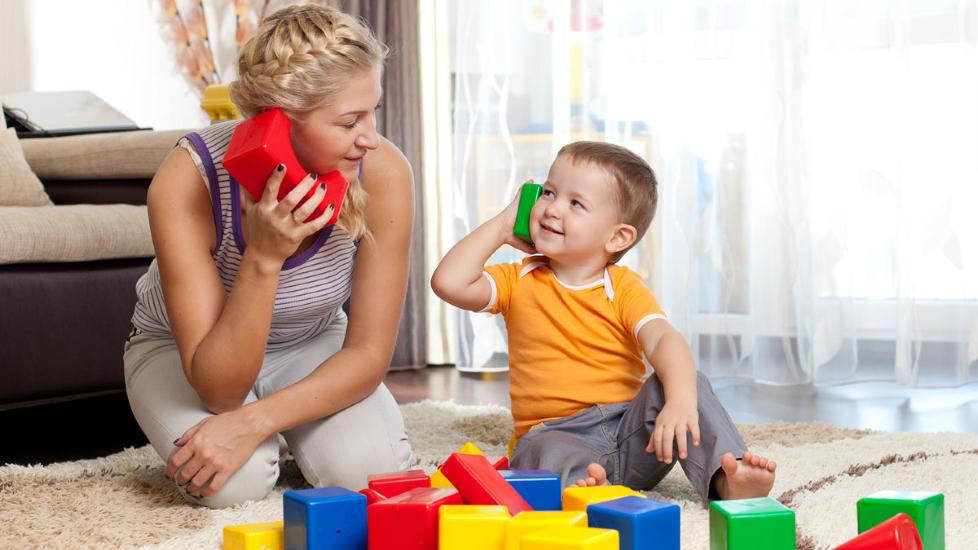 Kommunikasjon med barn