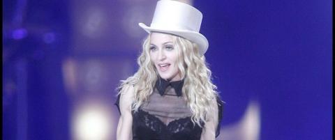 Nakenbilder av Madonna sammen med annen kvinne auksjoneres n� bort