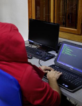 Hacker-angrep i Israel