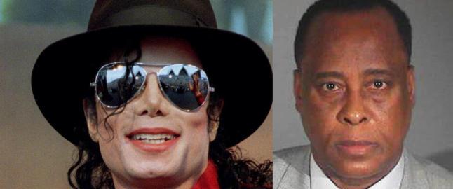 Michaels Jacksons lege l�slates
