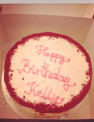 Denne Gaga-kaka fikk Kelly Osbourne til � se r�dt