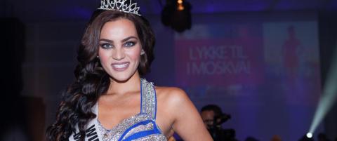 �Miss Norway�-Mari trakk seg fra sexy musikkvideo p� grunn av nakenscener