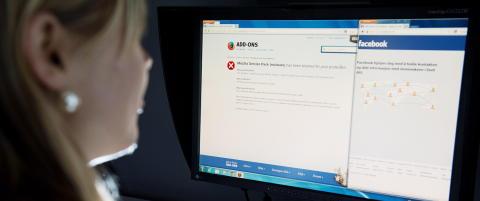 Varsler tidsbegrensninger per person p� Internett: - T�v, sier norsk ekspert