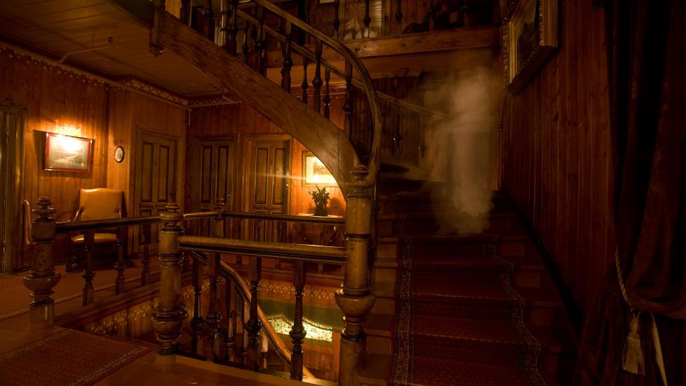 Bilderesultat for skummelt hotell