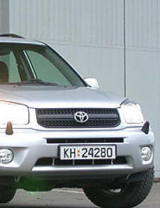 Jakter lys ulykkesbil lagd mellom 2001 og 2005