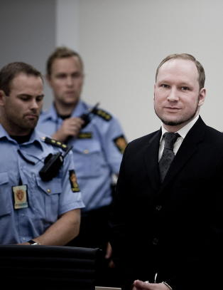 Breivik-mordene er i ferd med � drukne i et hav av sosialpornografi