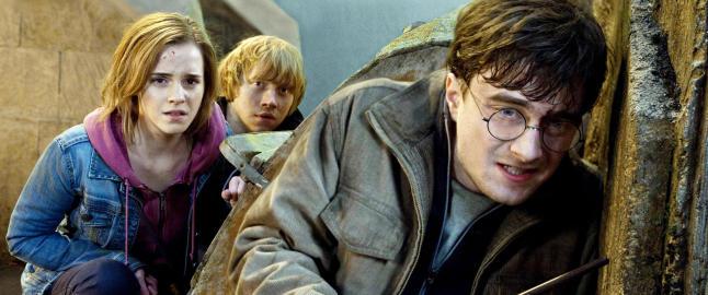 En Harry Potter-fortelling i �nden etter Arne N�ss