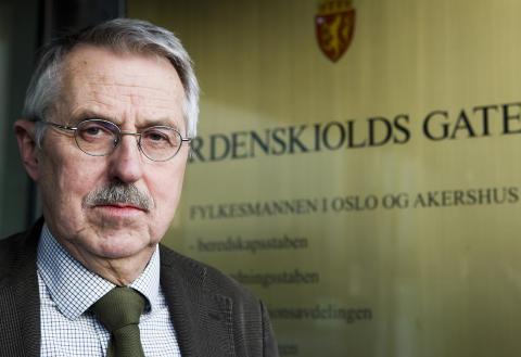NY VURDERING: Klagen mot Frederic Kontny ligger igjen p� fylkeslege Petter Schous bord. Foto: Berit Roald / NTB Scanpix