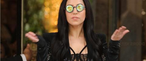 Lady Gaga blir angivelig f�rste popstjerne i verdensrommet