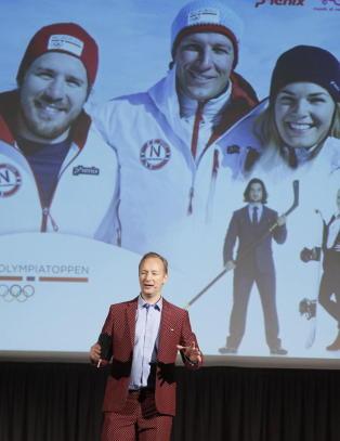 Her er Norges OL-antrekk