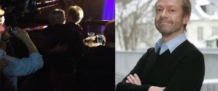 �Radioresepsjonen�-Bjarte fridde under liveshow