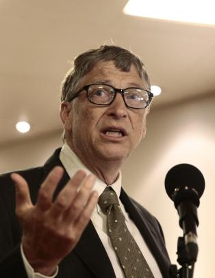 Bill Gates: - Nordmenn b�r v�re stolte