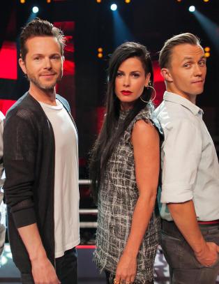 Knut Marius' �testosteron-rock� vant �The Voice�
