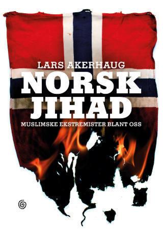 VEKKER REAKSJONER:  Lars Akerhaugs bok om norsk jihad ble heftig debattert på Litteraturhuset i kveld.