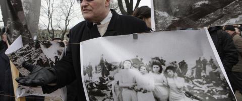 Nazi-jegere retter s�kelyset mot Norge