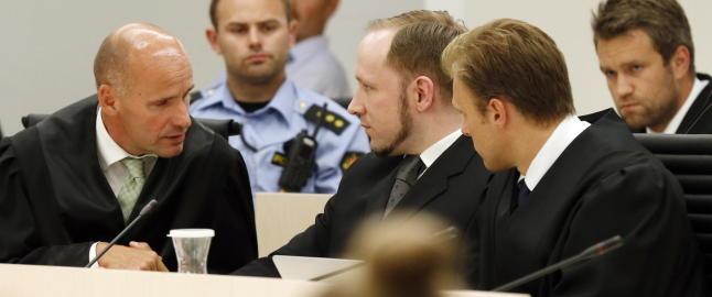 Breivik trakk seg fra eksamener