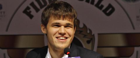 Carlsens sjakkbragd hylles i 89 land