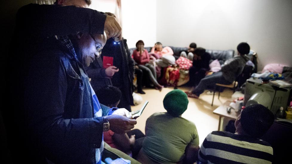 nigerianske prostituerte porno sex