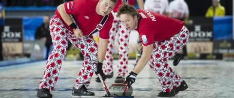 Curlinggutta fortsetter � vinne i EM i Stavanger
