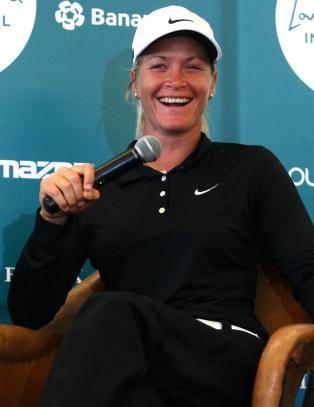 Tutta klarte ikke � hevde seg i toppen i sesongens siste LPGA-turnering
