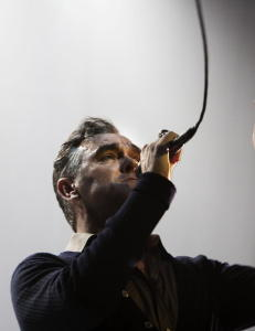 Morrissey sier nei til Nobel-arrangement