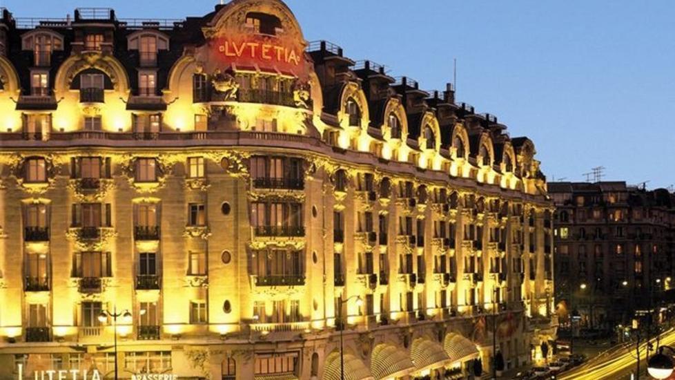 BESTILTE FROKOST: Det 86 år gamle ekteparet ble funnet hånd i hånd på ett av hotellrommene på luksushotellet Lutetia i Paris. Foto: Hotel Lutetia