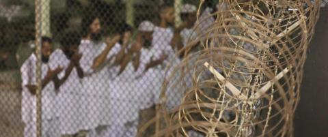 Generaler ber Obama stenge Guantanamo-leiren