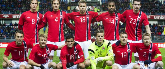 Norge fortsetter � rase p� FIFA-rankingen