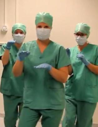 The Fox-inspirert medisinavslutningsvideo ble youtubehit over natten