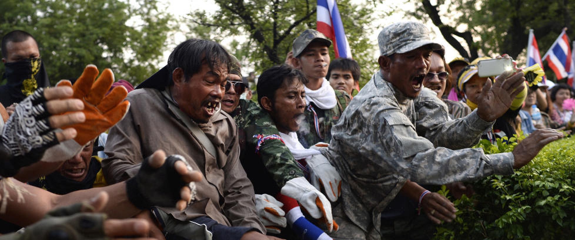 nyheter online thailand