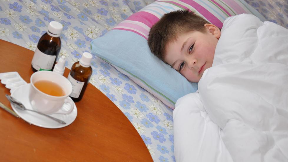 KJENT PROBLEMSTILLING? Noen ganger vil virussykdommene ingen enda ta... Foto: Colourbox.com