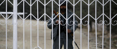Afghanistan stadig farligere for hjelpearbeidere