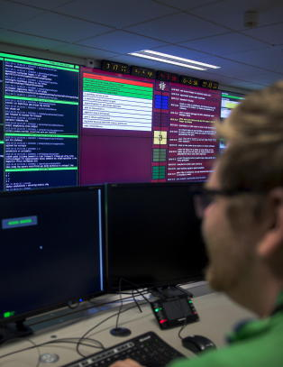 - Norge kan til enhver tid  bli frastj�let b�de sensitiv og sikkerhetsgradert informasjon