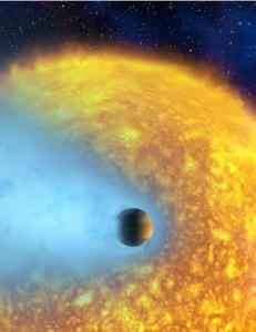 Har funnet bevis for vann p� fem fjerne �Jupiter-giganter�