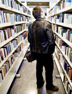 Flaue slektninger leverte sexboka tilbake til biblioteket 54 �r for seint