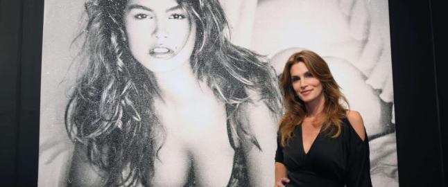 Derfor vil ikke Cindy Crawford stille naken i Playboy igjen