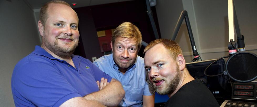 Sendte privat samtale mellom to NRK-kolleger p� direkten