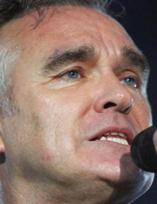 - Vi har ikke akkurat lagt opp til �meet and greet� med Morrissey
