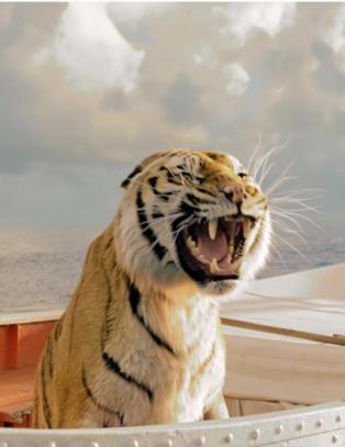 Vil stanse bruk av levende tiger i �Lilyhammer�