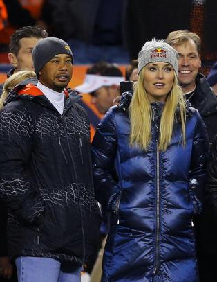 Tutta tror Woods dropper Lindsey Vonn i Sotsji