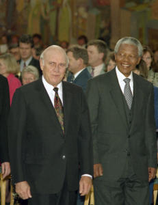 Mandela m� ikke reduseres til en ufarlig Reserve-Jesus