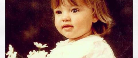 Hun ble en av verdens st�rste modeller
