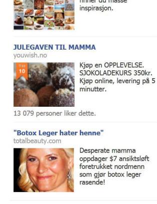 Mette-Marit misbrukt i reklame for rynkekrem
