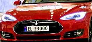 �Igjen er Tesla den stygge ulven�