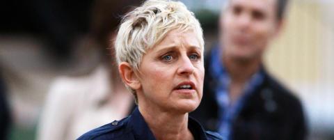 Mann d�de i fallskjermhopp som kona vant p� �The Ellen Show�